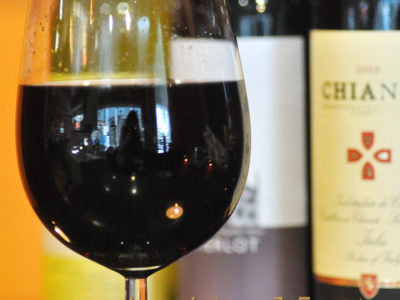 Qualitätswein, rot Wein