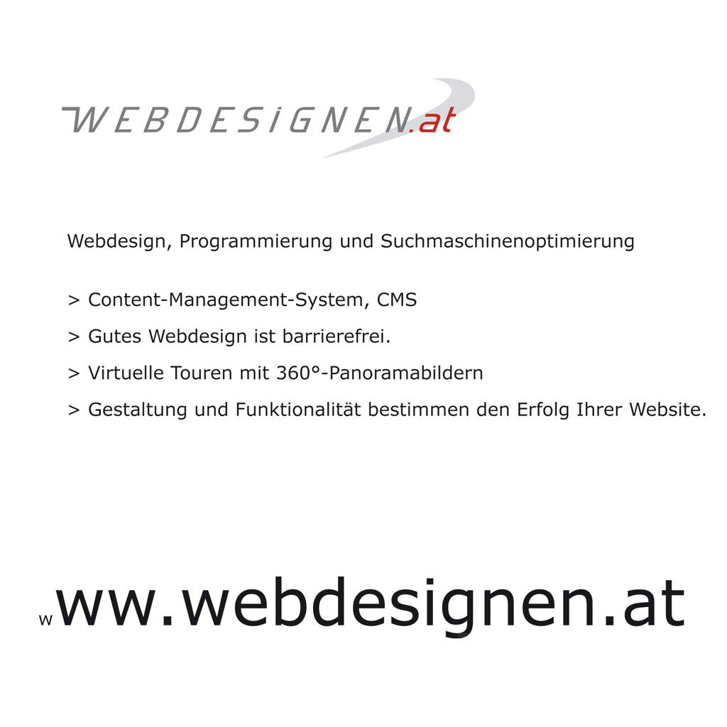 Webdesignen